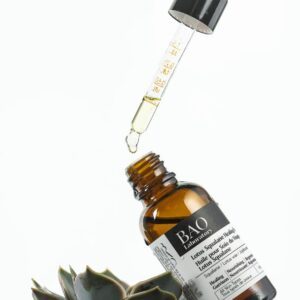 serum best for reducing the appearance of damaged areas caused by dehydration by bao laboratory