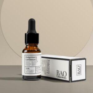 serum best for skin lightening skin available at bao laboratory