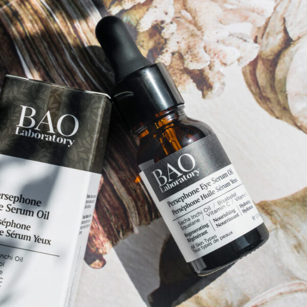 anti aging under eye serum by bao laboratory