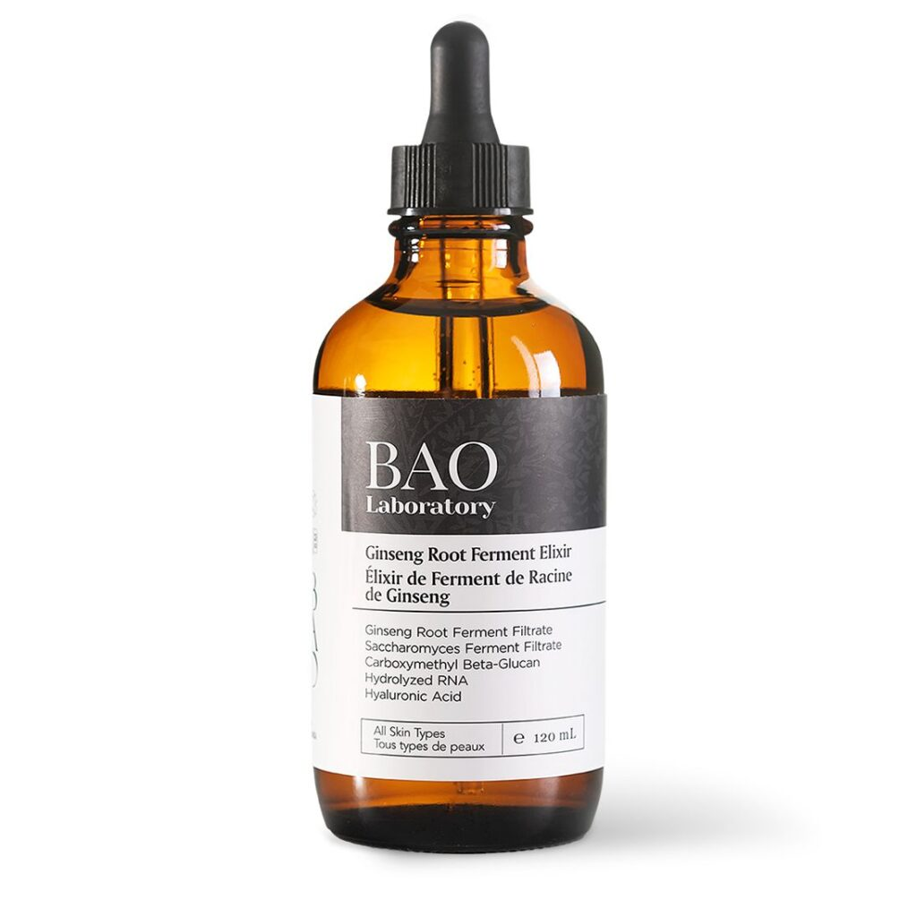 serum best for younger and healthier skin available at bao laboratory