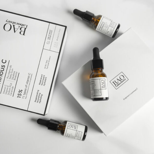 serum best for dry and dull skin made by bao laboratory