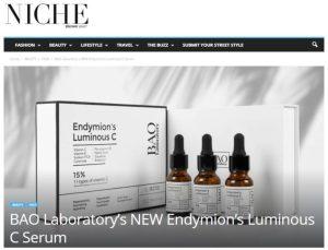 bao laboratory featured on niche magazine