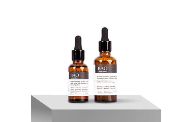 bao laboratory summer skin duo for glowing skin this summer